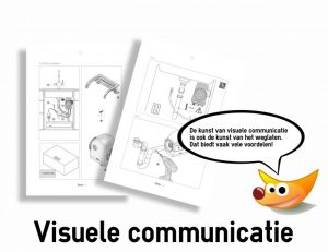 Foxiz visuele communicatie