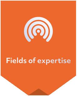 FOX Iconen Documentation - Fields of expertise English