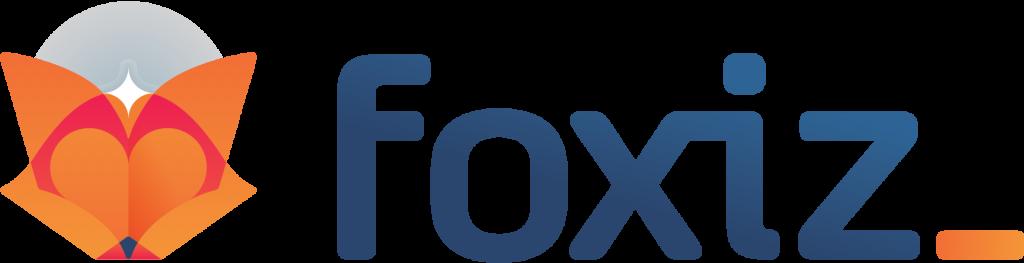 Foxiz Logo-liggend