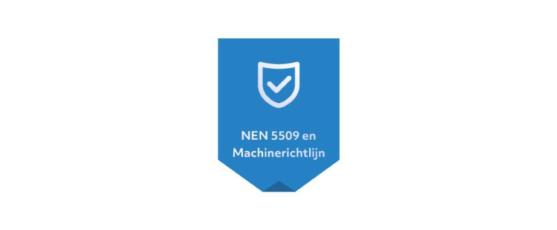 NEN 5509 en machine richtlijn | Eén van de cursussen bij Foxiz in Tiel!