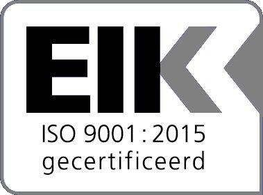 iso 9001:2015 gecertificeerd voor technische documentatie